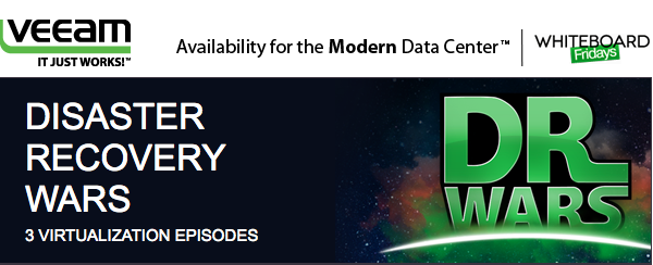 Veeam DR WARS